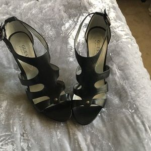 Guess by Marciano heels (9.5)